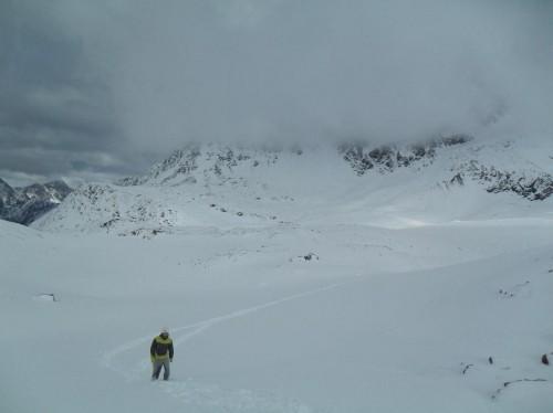 Raven Glacier
