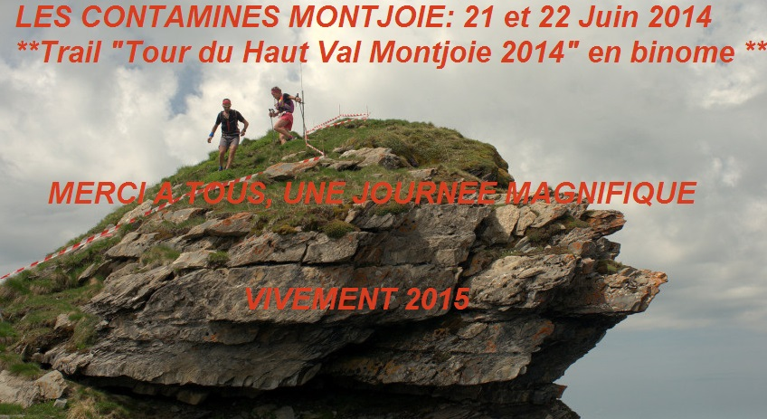 Trail Haut Val Montjoie